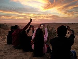 When Three Days Were Not Enough For Us - Jaisalmer (Part1)