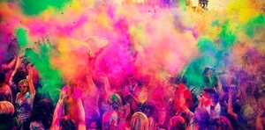 Holi - Around the India