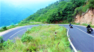 Why Travel On A Motorcycle? Winds Of West; A 2100 km Motorcycle Odyssey. Part 2