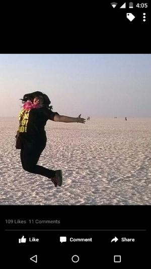 Komal Bhulani Travel Blogger