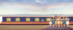 Life Aboard One Of The World's Most Expensive Trains: The Deccan Odyssey