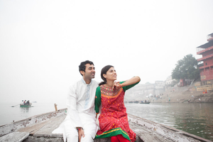 Why I married a man who travels