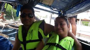 snorkelling in krabi