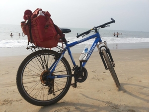 YHAI GOA Cycling Expedition