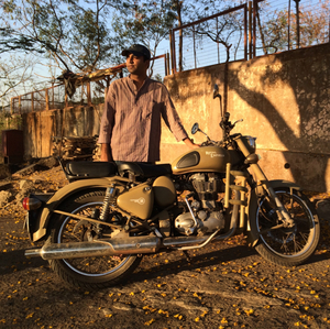 Altamash Khan Travel Blogger