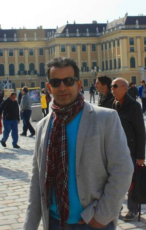 Aman Kishore Travel Blogger