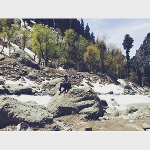 Tanishq Gond Travel Blogger