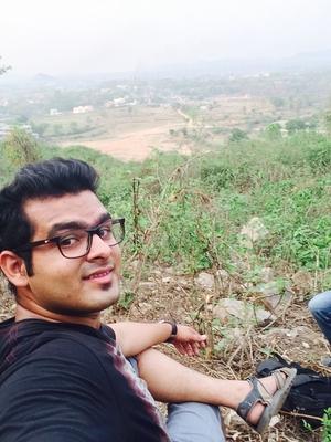Sidharth Mahajan Travel Blogger