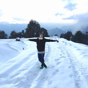 Harsha Awasthy Travel Blogger