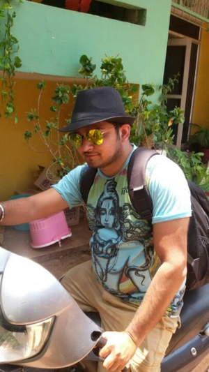 Sachin Nayyar Travel Blogger