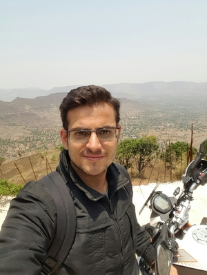 Naveen Varma Travel Blogger
