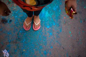 When I coloured the Blue City: Celebrating Jodhpur