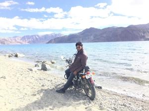 The Himalayan Adventure : Ladakh Quest