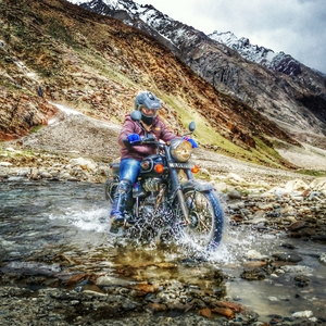 The Himalayan Adventure : Ladakh Quest
