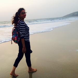 Priyal Kalas Travel Blogger