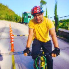 Nikhil Kamat Travel Blogger