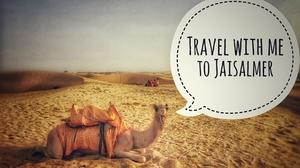 GLOBETROTTING HEELS: Travel Diary - Jaisalmer
