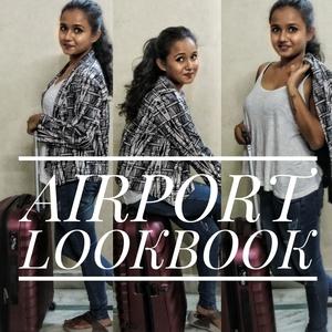 Airport Lookbook | Top 5 Airport Styles