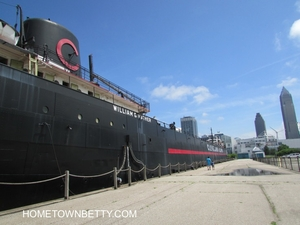 Cleveland's Steamship William G. Mather