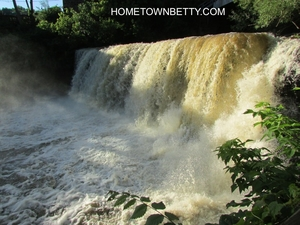 Chagrin Falls, Home of Calvin and Hobbes & Jeni's