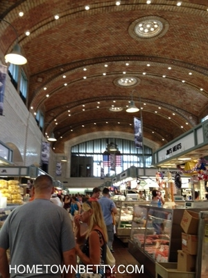Cleveland's Famous West Side Market