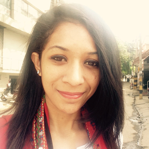 Divya Srinivasan Travel Blogger