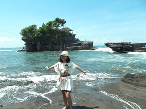 Pradita Septiwerdani Travel Blogger