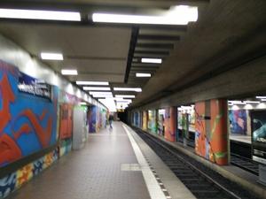 Hannover subway beauty