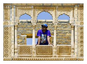 Avishek Patra Travel Blogger