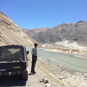 Udai Bhullar Travel Blogger