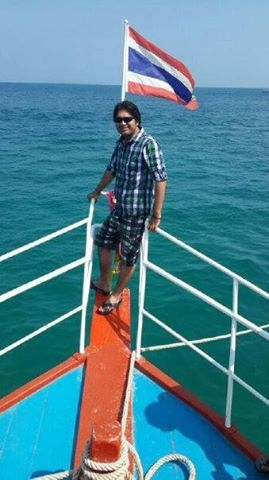 Amit Kashyap Travel Blogger