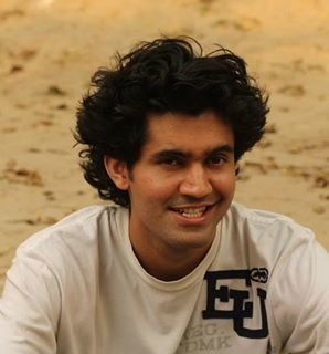 Arunesh Moudgil Travel Blogger