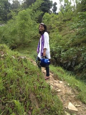 shivali Travel Blogger