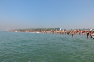 World Longest Sea Beach Tour