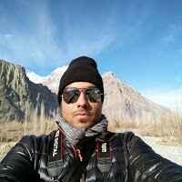 Ravi Chandra Anagani Travel Blogger
