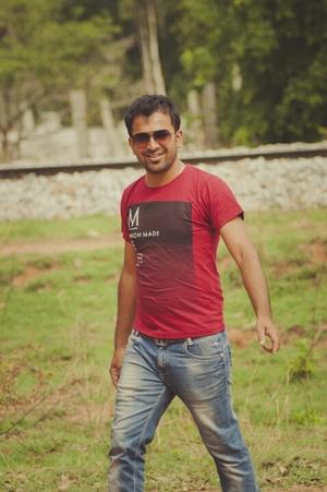 Hombli Basavaraj Travel Blogger