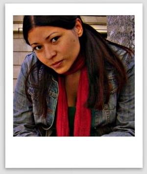 Andrea Aguilar-Calderón Travel Blogger