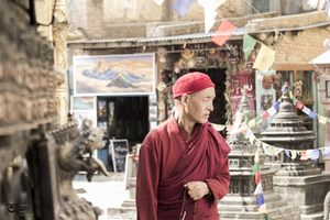 Swayumbhunath Kathmandu - Peace and Serenity