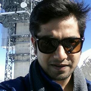 pushpit Agarwal Travel Blogger
