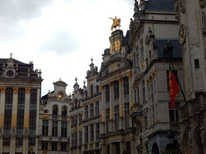 The Unconventional Honeymoon : Brussels
