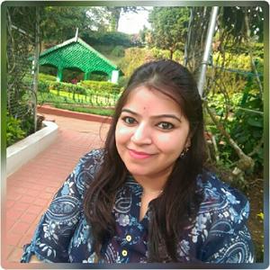 Smiti Maini Travel Blogger