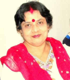 Shamita Basu Travel Blogger