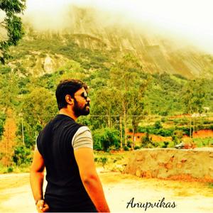 Anup Vikas Travel Blogger