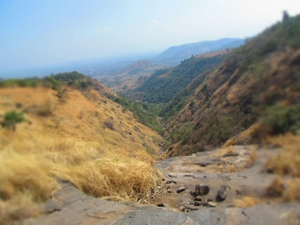 Pushing Myself – Vikatgad Trek