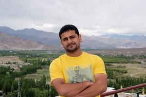 Neeraj Sharma Travel Blogger