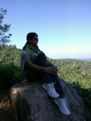 Nandini Ramesh Travel Blogger