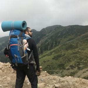Muzamil Farooq Travel Blogger