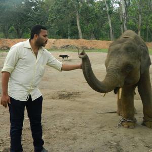 Mansoor Kodiyil Travel Blogger