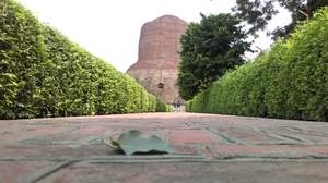 Sarnath - Where the Boddhisatva Way of Practice Started