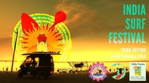 India Surfing Festival at Ramachandi Beach, Konark, Odisha